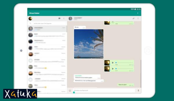 Como instalar WhatsApp en las tabletas