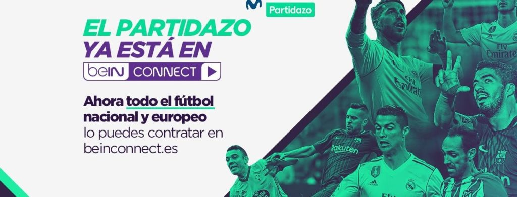 bein connect contratar