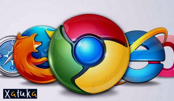 navegadores webs de Internet