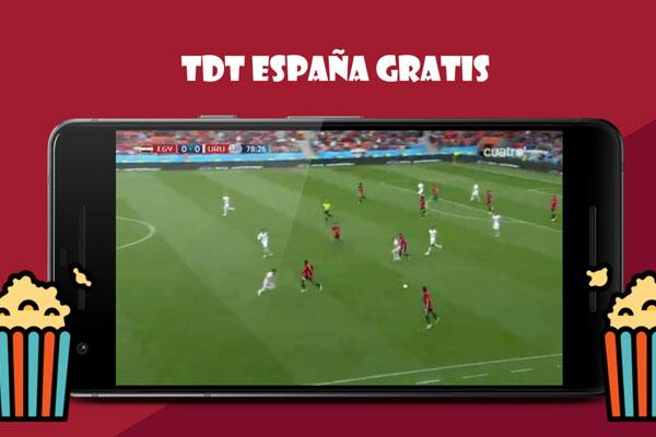 tdt tv futbol online gratis