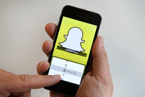 como recuperar fotos de snapchat