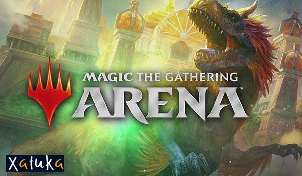 magic the gaterin arena