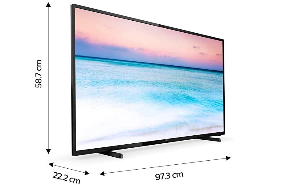 tv 43 pulgadas mejor para comprar
