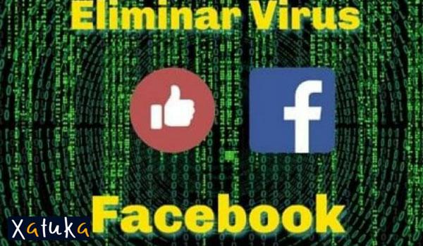 como eliminar virus facebook