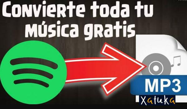 descargar canciones spotify en mp3